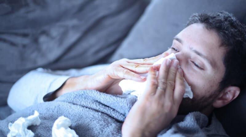 Grippeepidemie und niedrige Temperaturen im Januar führen zu einer erhöhten Sterblichkeit