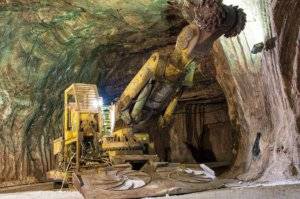 Bergbau Maschine