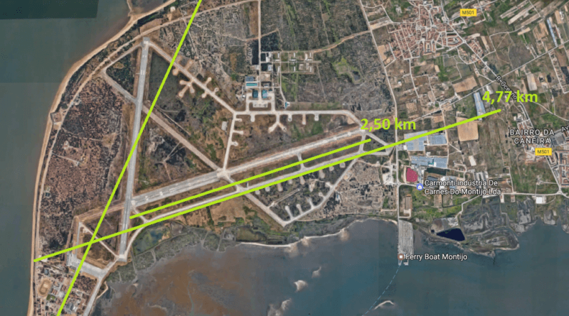 Flughafen Montijo