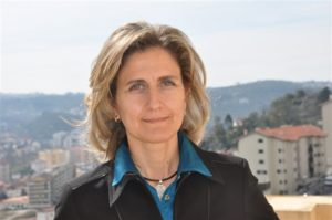 Ministerin Ana Abrunhosa
