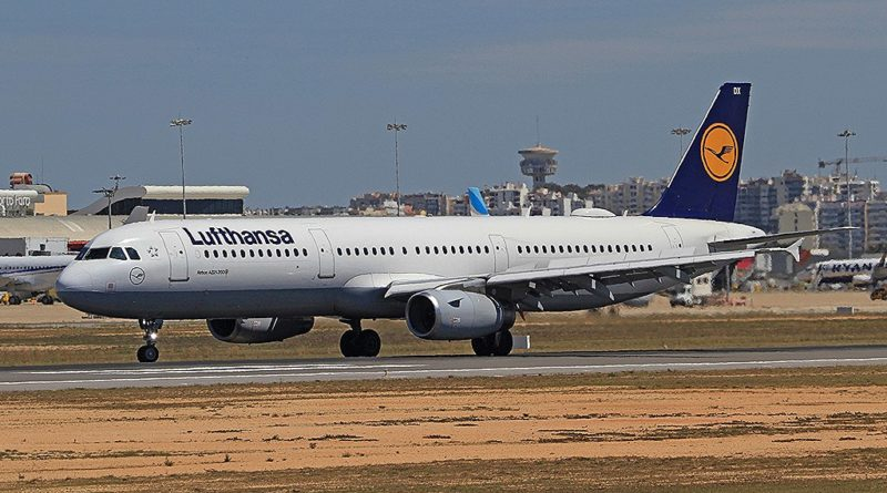 Lufhansa fliegt wieder nach Faro