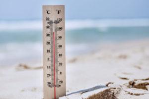 Hitzewelle erwartet