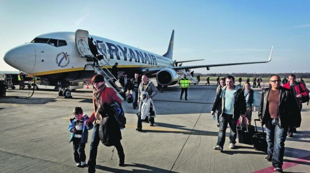 Ryanair Faro