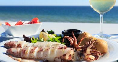 Algarve Küche