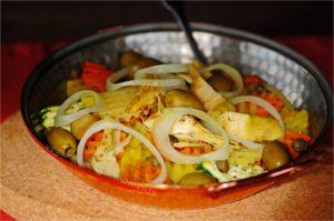 Gemüse-Cataplana