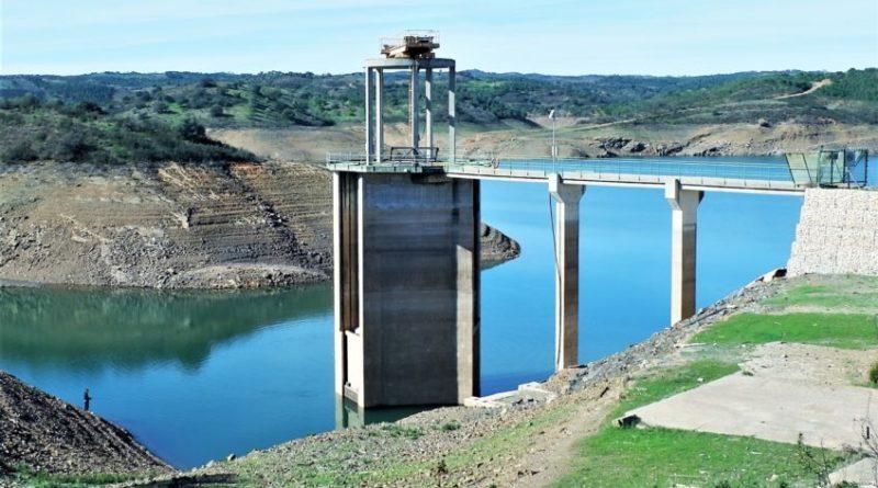 Staudamm Beliche