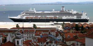 Hafen Lissabon