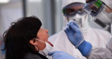 Corona Virustest in Vila do Bispo