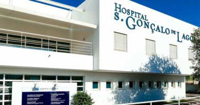 Krankenhaus São Gonçalo Lagos