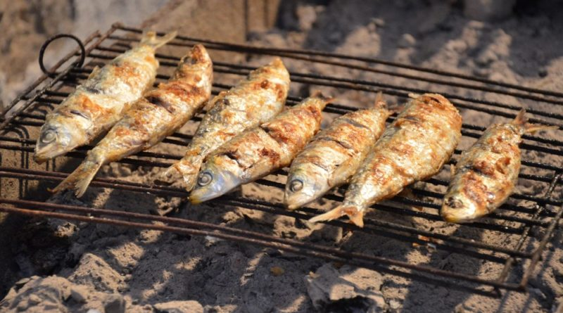 Sardinen Festival in Portimao