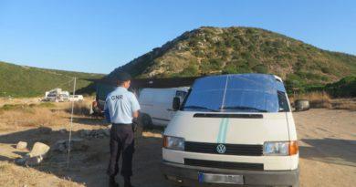 GNR und Camper
