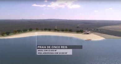 Parque Fluvial Cinco Reis