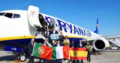 Ryanair hebt wieder ab.