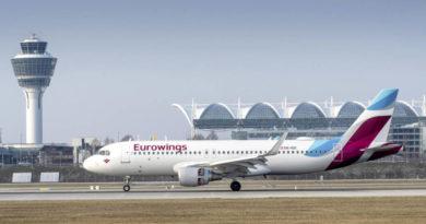 Eurowings Europe Airbus