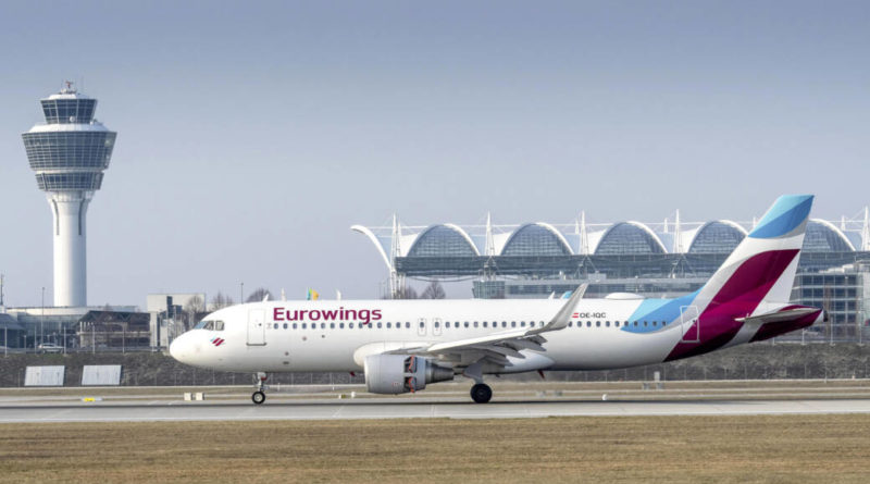 Eurowings Europe Airbus