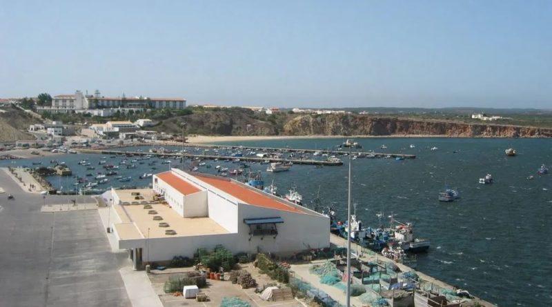 Hafen von Baleeira in Sagres