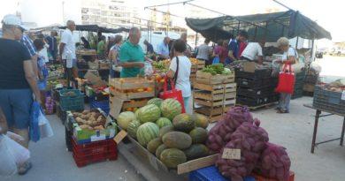 Mercados de Quarteira