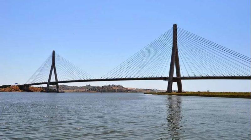 Guadiana Brücke