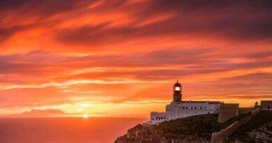Sagres Sunset Shots