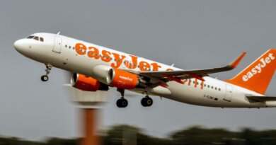 Easyjet in Faro