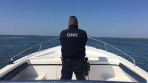 Küstenwache und GNR von VRSA
