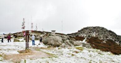 Schnee-Monchique
