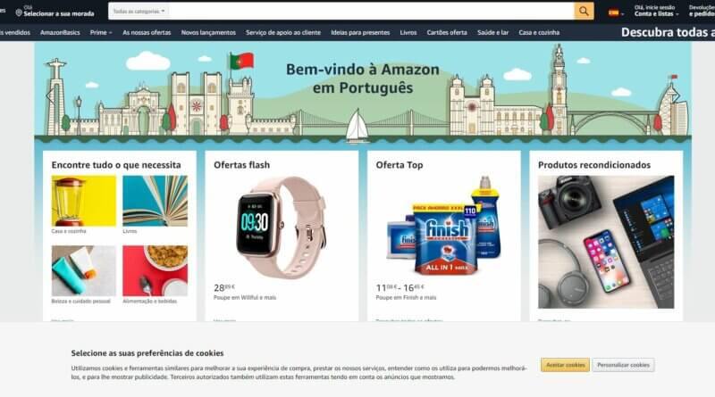 Amazon portugiesisch