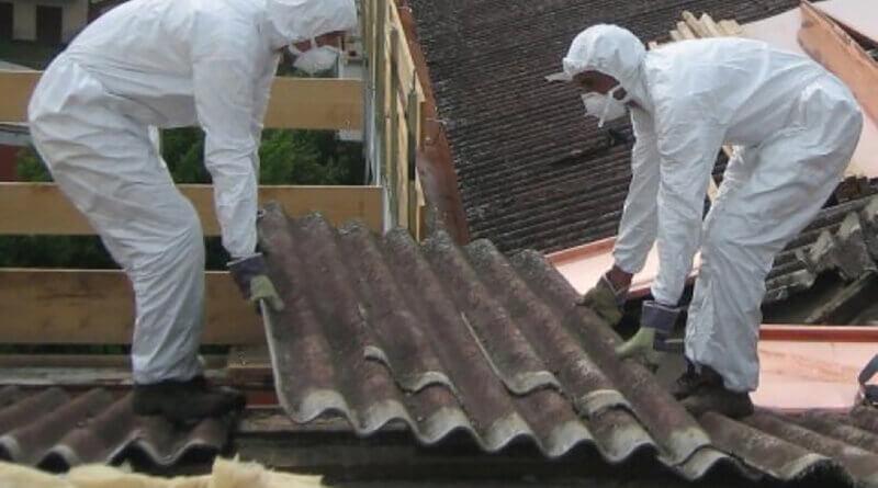 Asbest auf Schulen