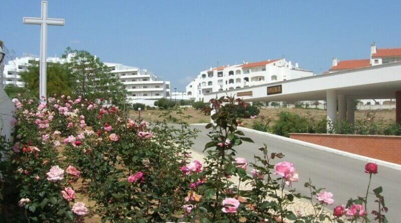 Altersheim Roseiral in Albufeira