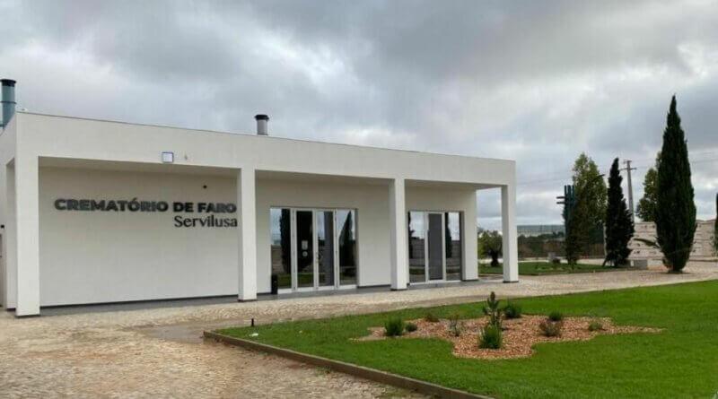 Krematorium Faro
