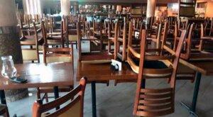 Restaurantes geschlossen