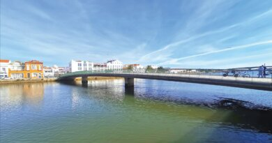 Brücke Tavira