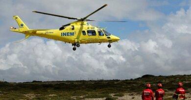 INEM Hubschrauber