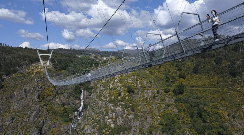 Arouca Brücke