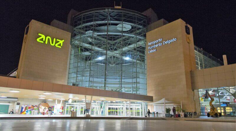Airport Lissabon