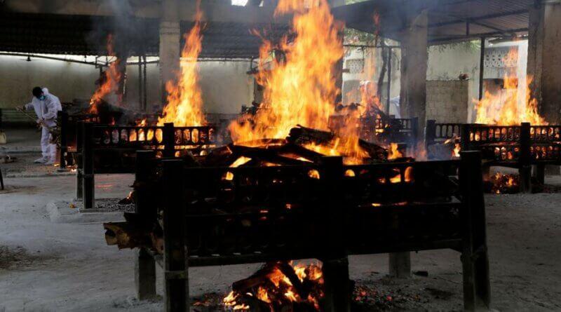 Krematorium Indien