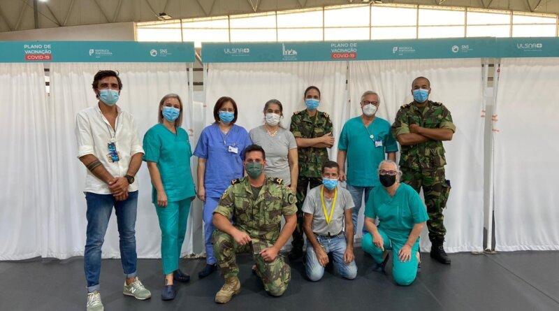 Ärzteteam Militär