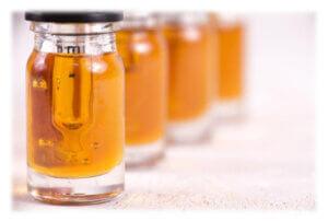Cannabinoid-Öle