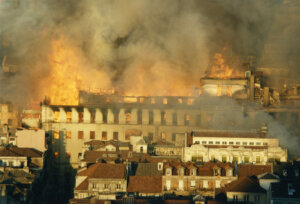 Chiado Feuer 1988