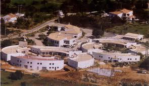 Das Dorf aus der Luft