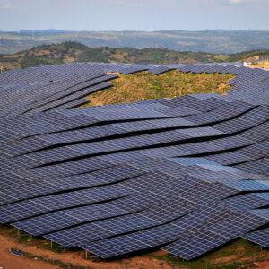 Photovoltaik-Kraftwerk Solara4 in Alcoutim